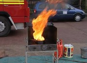 Chip Pan Fire Safety