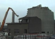 Demolitions of landmarks around Burton 2012