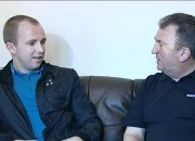 Interview with Burton Albion's Keith Gilroy Part 1of 4.