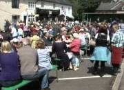 Tutbury Street Party – Queens Diamond Jubilee