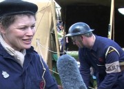 Tutbury Castle 40′s Weekend 2013