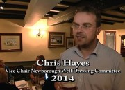 Newborough Well Dressings intro 2014