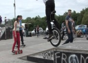 Swadlincote Skate Park 2014
