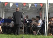 Tutbury Castle music event 2014